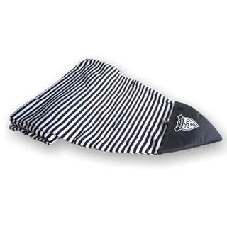 BUGZ Stretch Board Socke 6.6 Shortboard - Fish