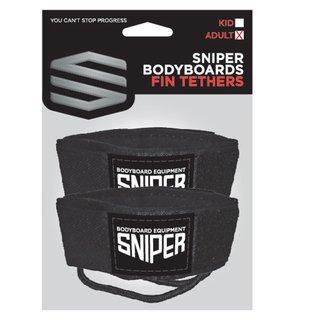 SNIPER Bodyboard Spiral Wrist Leash Regular